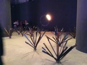 Biennale 2015 - Adel Abdessemed and Bruce Nauman
