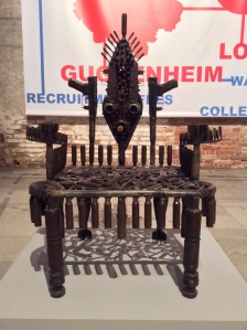 Biennale 2015 - Goncalo Mabunda