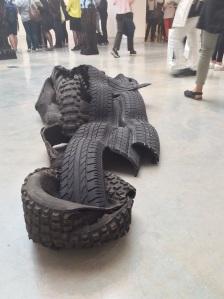 Biennale di Venezia - Huma Bhabha