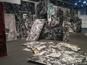 ArtBasel 2015, Unlimited, Emilio Vedova