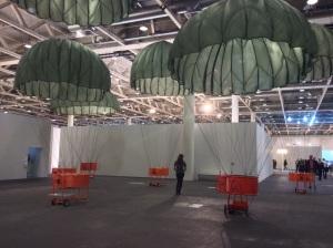 ArtBasel 2015, Unlimited, Hector Zamora