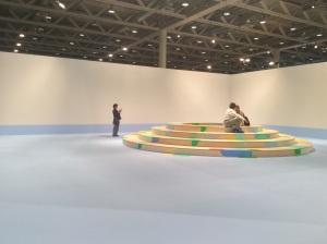 ArtBasel 2015, Unlimited, Federico Herrero