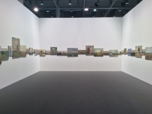 ArtBasel 2015, Unlimited, Hans-Peter Feldmann
