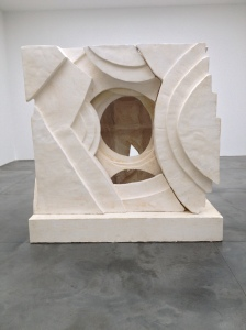 Thomas Houseago, Yet to be titled, 2015 @ Xavier Hufkens