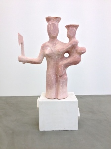 Joep van Lieshout, Primitive Modern, 2015 @ Almine Rech