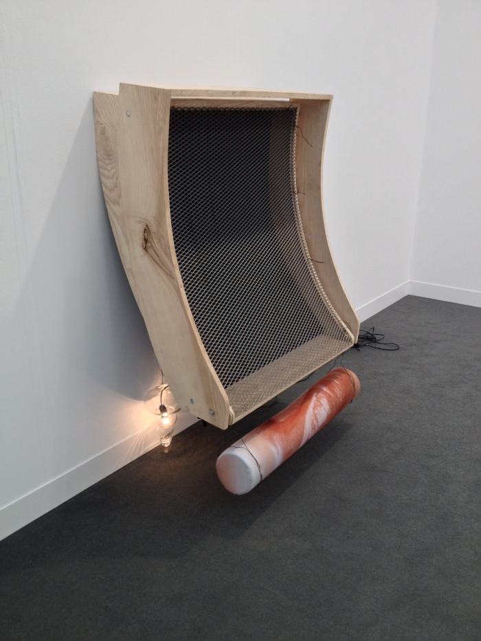David Douard, We, 2015 @ Chantal Crousel, Frieze London