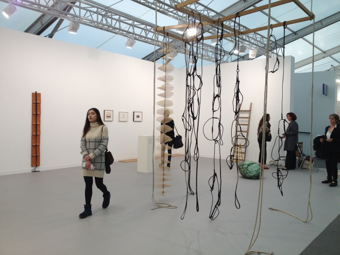 Kurimanzutto @ Frieze London
