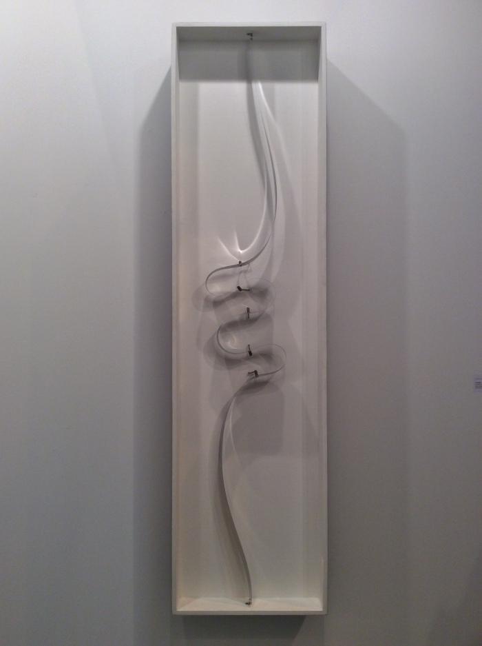 Julio Le Parc, Formes en contorsion, 1967 @ Denise Rene