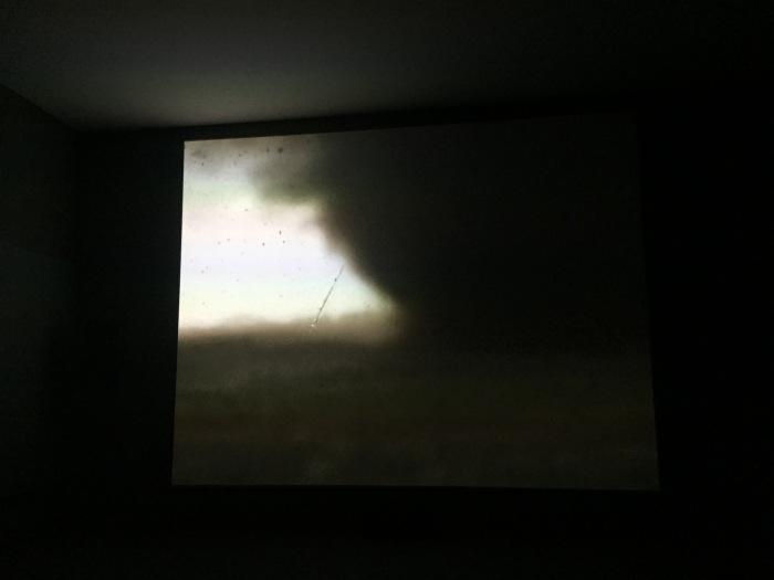 Francis Alys, Tornado, 2000
