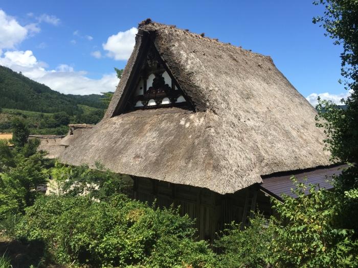 Gassho houses, Shirakawa-go